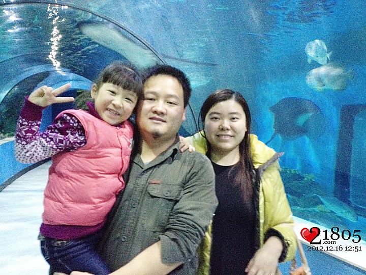 一起去苏州海洋馆